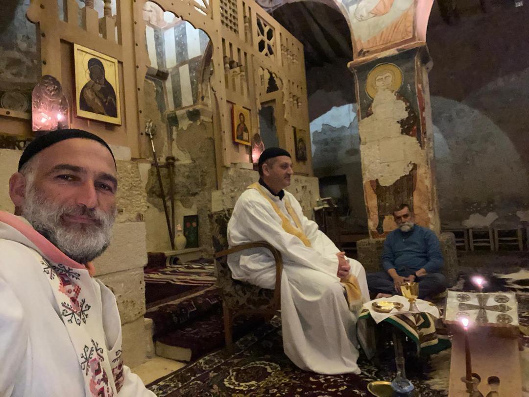 un dimanche au monastère