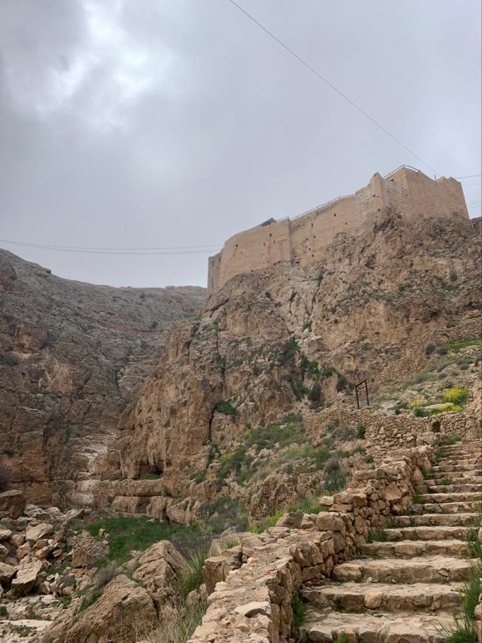 Mar Moussa entre covid 19 et crise libanaise